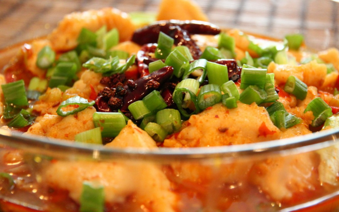 Sichuan Spicy Fish Fillet