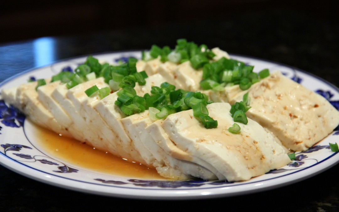 Steamed Tofu
