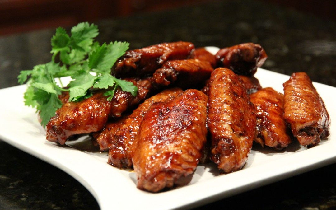 Soy Sauce Chicken Wings